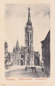 BUDAPEST , HUngary , 00-10s ; Mattyastemplom