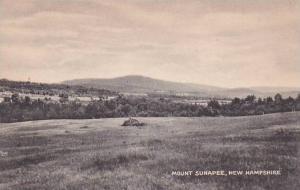 New Hampshire Mount Sunapee