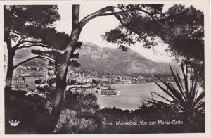 RP, Vue Sur Monte-Carlo, Monaco, 1920-1940s