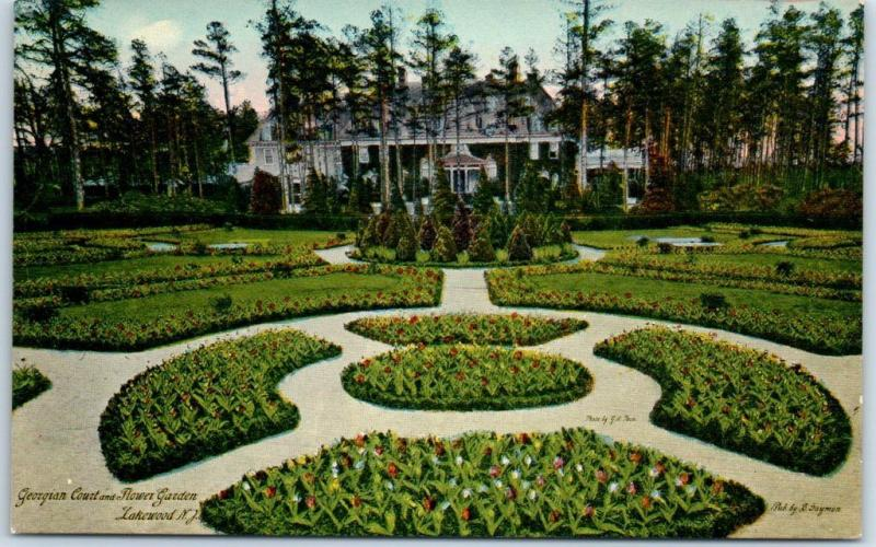Lakewood, New Jersey Postcard \