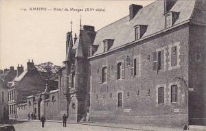 Hotel De Morgan (XV siecle), Amiens (Somme), France, 1900-1910s