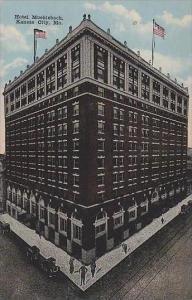 Missouri Kansas City Hotel Muehlebach