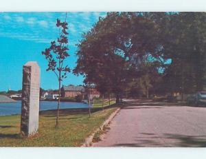 Pre-1980 SILAS GREENMAN SHIPYARD Westerly Rhode Island RI hn5009