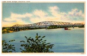Illinois marietta Ohio River bridge