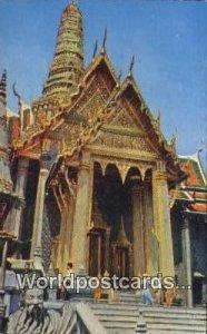 Royal Panteon Bangkok Thailand Unused