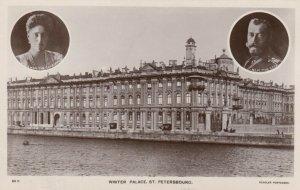 RP: Czar & Czarina , Winter Palace , ST PETERSBOURG, Russia , 1900-10s