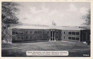 Pennsylvania Mansfield Home Economics and Music Education Building State Teac...