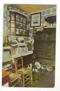 Binnenkamer, Marken (North Holland), Netherlands, 1900-1910s