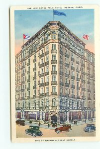 Buy Cuba Postcards Royal Palm Hotel Havanna