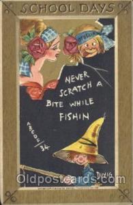 Series 170 School Days Artist Dwig, C.V. Dwiggins (US) Postcard Post Card S...