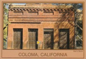 Bells Store Coloma California