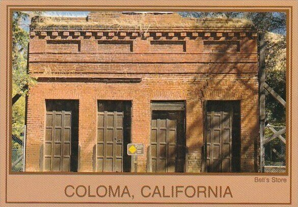 Bells Store Coloma California