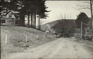 Lower Ashuelot NH c1910 Postcard