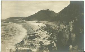 United Kingdom, Calm and Rugged Solitude, Seaside scene