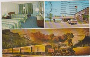 Three Views of the Holiday Inn & Whistle Stop Dining Room, St. George, South ...