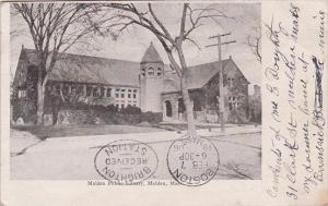 Malden Public Library Malden Massachusetts 1906