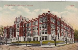 Washington Spokane Lewis and Clark High School