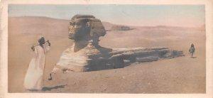 The Sphinx Egypt, Egypte, Africa Unused