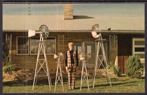 Ornamental Windmills
