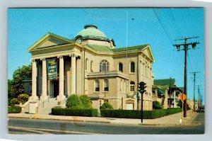 Ocean City NJ, The Baptist Church, Chrome New Jersey Postcard