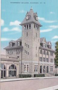 Kentucky Richmond Government Building
