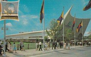 NEW YORK CITY, 1964-65; World's Fair,  General Motors Futurama, Peace throug...