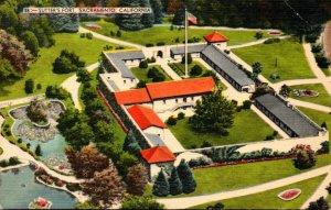 California Sacramento Sutter's Fort 1953