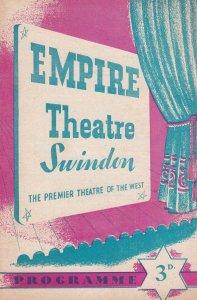 A Waltz Dream Swindon Wiltshire Old Musical Theatre Programme