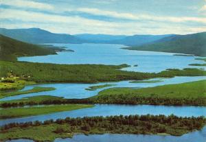 Postcard Stor-Laisan SWEDEN