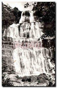 Postcard The Old Course Picturesque Franche Comt? the Hedgehog Cascade Range