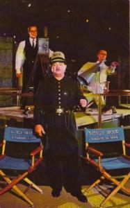 The Keystone Cop Wax Museum Buena Park California