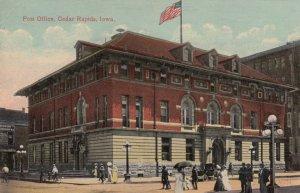 CEDAR RAPIDS , Iowa , 00-10s ; Post Office