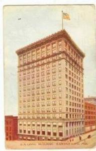 P. A. Long Building, Kansas City, Missouri, PU-1908