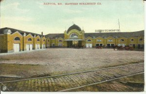 Bangor, Maine, Eastern Steamship Co.