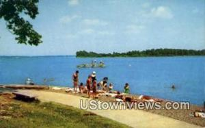 Bathing And Swim Dock Kentucky Lake KY Unused