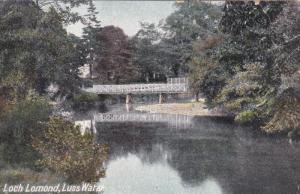 Loch Lomond , Luss water , Scotland , 00-10s