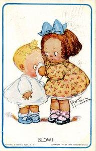 Blow    Children       Artist: G. G. Wiederseim