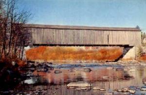Covered Bridge Greenville ME Unused