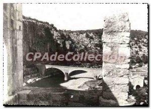 Old Postcard The Tourist Ardeche Balazuc Ardeche