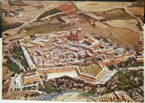 Malta The Walled City of Mdina - unposted