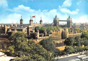 Tower and Tower Bridge London United Kingdom, Great Britain, England Unused