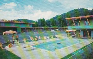 Tennessee Gatlinburg Smoky Mountain Plaza Motel
