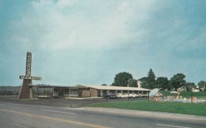 FRONT ROYAL , Virginia , 1950-60s ; Twin Rivers Motel
