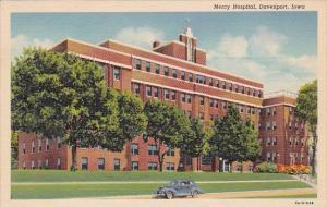 Iowa Davenport Mercy Hospital
