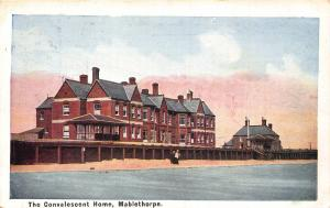 Mablethorpe The convalescent Home Postcard