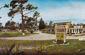 Cactus Court Motel Fort Myers Florida