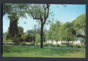 Port Hope, Ontario, Canada Postcard, Greenwood Tower Motels