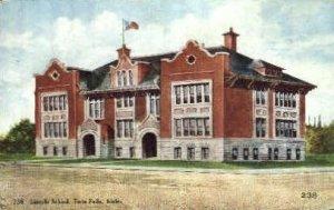 Lincoln School - Twin Falls, Idaho ID