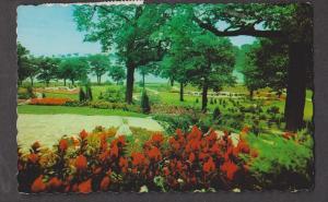 Toronto - View Of High Park Hillside Garden 1973