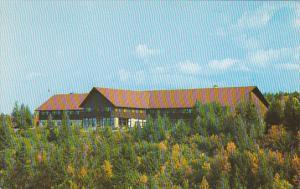 Blackwater Lodge Blackwater Falls State Park Davis West Virginia